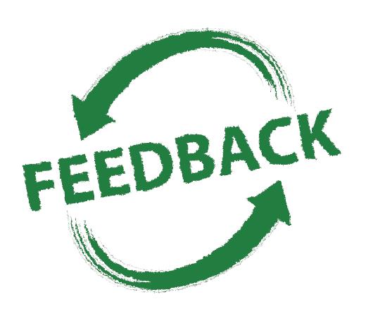 Continuous Feedback Loop Feedback Loops Are Familiar to