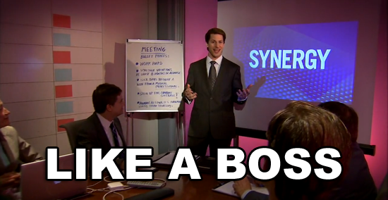 Promote Synergy!