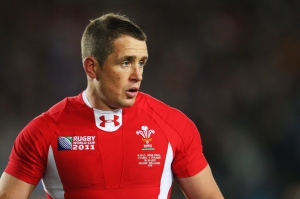 2008 World Player of the Year Shane Williams